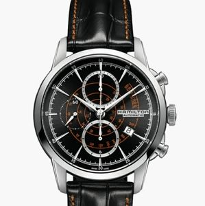 Hamilton Classic Railroad Auto Chrono Watch